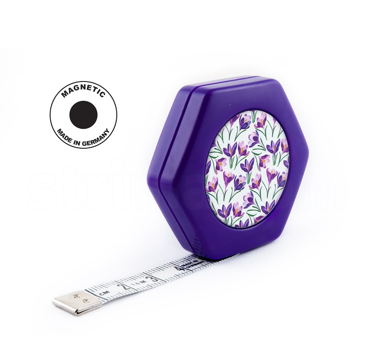 HEXAGON MAGNETIC PURPLE