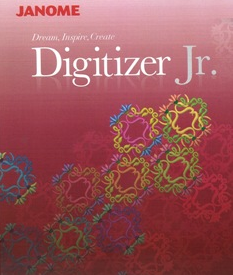 Janome DIGITIZER JR