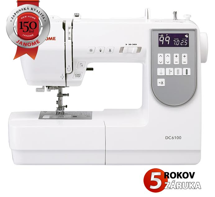 Janome DC 6100